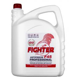 Антифриз FIGHTER G12 (10кг) красный