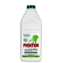 Антифриз FIGHTER G11 (1кг) зелёный