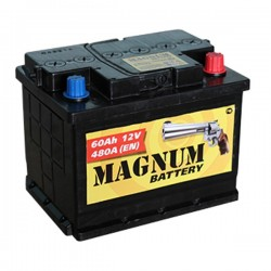 АКБ Magnum 6ст-60 а/ч пр/обр.