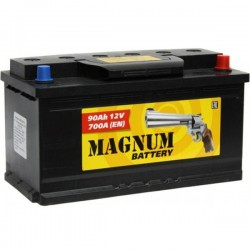 АКБ Magnum 6ст-90 а/ч пр/обр
