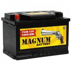 АКБ Magnum 6ст-75 а/ч пр/обр.
