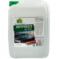 Антифриз Green Cool GC 2010 (10кг) (зеленый)