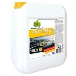 Антифриз Green Cool GC 4010 (10кг) (желтый)