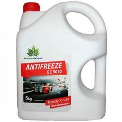 Антифриз Green Cool GC 5010 (5кг) (красный)