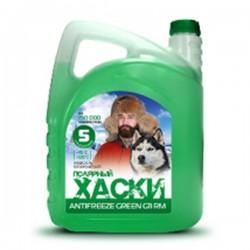Антифриз Полярный ХАСКИ Green G11 RM-40 ( 5кг)