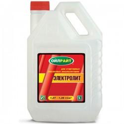 Электролит кислотный (5л)