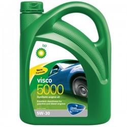 Масло BP - 5000 VISCO 5W40 SL/CF A3/B4 (4л)