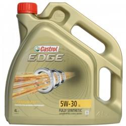 Масло Castrol Edge Titanium FST 5W30 SL/CF (4л) синт.