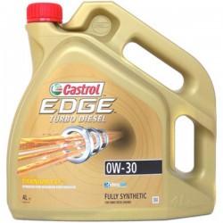 Масло Castrol Edge Titanium FST Turbo Diesel 0/30 SN (4л) синт.