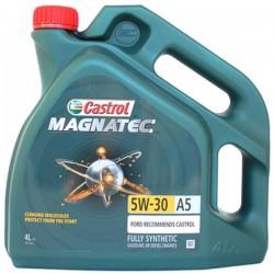 Масло Castrol Magnatec 5W30 А5,SM (4л) синт. (замена Castrol A1)