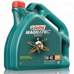 Масло Castrol Magnatec Diesel 5W40 DPF CF (4л) синт