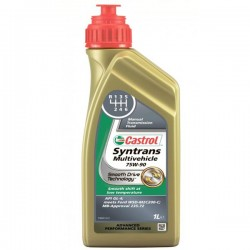 Масло Castrol Syntrans Multivehicle 75W90 GL-4 (1л)