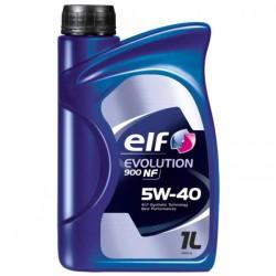 Масло ELF Evolution 900 NF 5W-40 SL/CF (1л) синт (замена Elf NF)