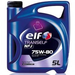 Масло ELF Tranself NF J 75W80 GL-4+(5л) трансмисс