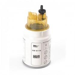 Фильтр GB6118 топл.(245 дв. сепаратор)