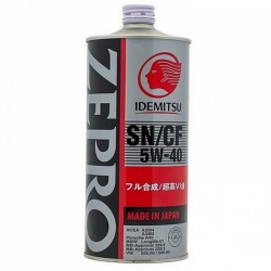 Масло IDEMITSU Zepro EURO SPEC 5W40 (1л)