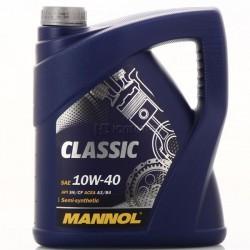 Масло Mannol Classic 10W40 SN/CF A3/B4 (4л) п/с
