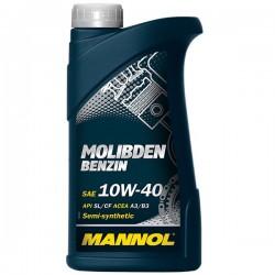 Масло Mannol MOS Benzin 10W40 SL/CF (1л) п/с