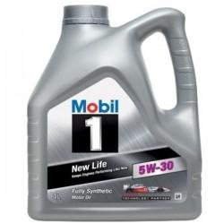 Масло Mobil 1 New Life 5W30 SL/SM/CF (4л)