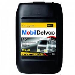 Масло Mobil Delvac МХ 15W40 20л мин.