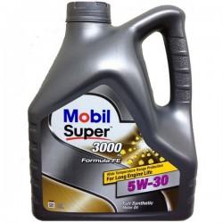 Масло Mobil super- 3000 FE 5w30 SM/CF (4л)