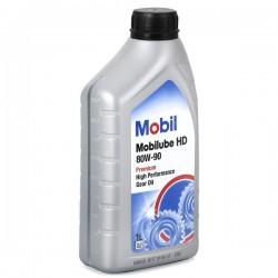 Масло Mobil HD 80W90 GL-5 (1л) мин.