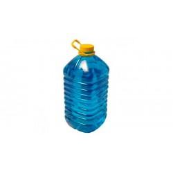 Жидкость омывателя стекол (5л) зимняя 1 ПЭТ бутылка