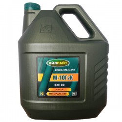 Масло OIL RIGHT М10 Г2К (СС) 10л