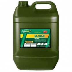 Масло OIL RIGHT М10 Г2К (СС) 20л