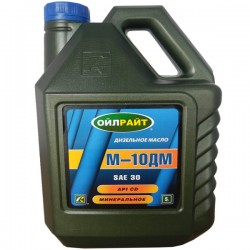 Масло OIL RIGHT М10 ДМ 5л