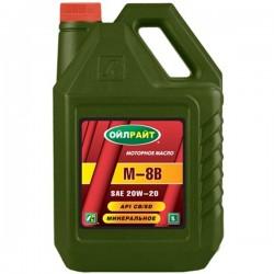 Масло OIL RIGHT М8В CB/SD 5л