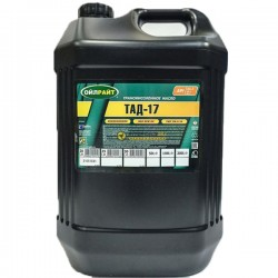 Масло OIL RIGHT ТАД-17,ТМ-5-18 80W90 GL-5 (30л)