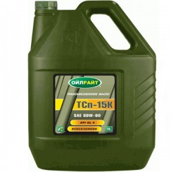 Масло OIL RIGHT ТСП-15К (10л)