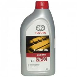 Масло TOYOTA 0W30 SL/CFсинт. (1л)