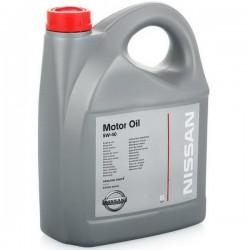 Масло NISSAN 5W40 SM/CF (5л) синт.