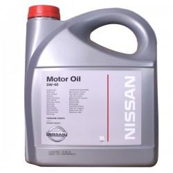 Масло моторное Nissan VA синт 5W-40 5 л