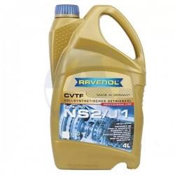 Масло RAVENOL CVTF NS2/J1 (4л)