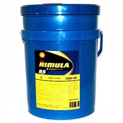 Масло Shell Rimula R5E 10W40 20л