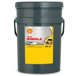 Масло Shell Rimula R6М 10W40 CF (20л)