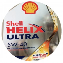 Масло SHELL HELIX ULTRA 5W40 (1л)