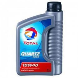Масло ТOTAL Quartz 7000 10W40 SL/CF (1л) п/с