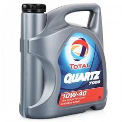 Масло ТOTAL Quartz 7000 10W40 SL/SF (4л) п/с