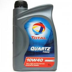 Масло ТOTAL Quartz 7000 Diesel 10W40 CF (1л) п/с