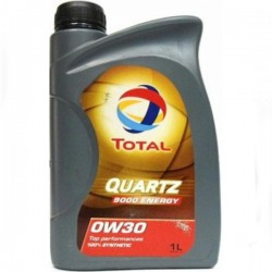 Масло ТOTAL Quartz 9000 Energy 0W30 SL/CF (1л) синт