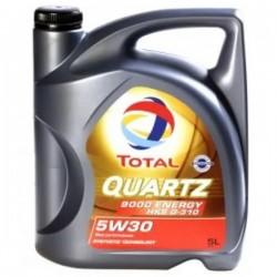 Масло ТOTAL Quartz 9000 Energy HKS 5W30 SM (5л)