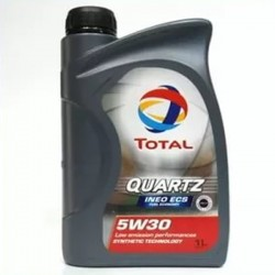 Масло ТOTAL Quartz INEO 5W30 ECS C2-07/A5/B5-07 (1л)