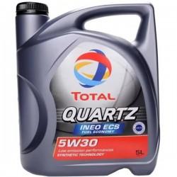 Масло ТOTAL Quartz INEO 5W30 ECS C2-07/A5/B5-07 (4л)