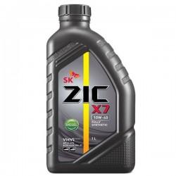 Масло ZIC X7 DIESEL 10W40 CI-4 (1л) синт.