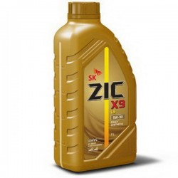 Масло ZIC X9 5W30 SM (1л) синт.