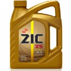 Масло ZIC X9 FE 5W30 (4л) синт.